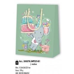 Παιδικό Σχέδιο Ελεφαντάκι Πολυτελείας