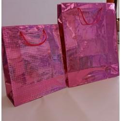 Καθημερινό Σχέδιο  Ροζ Laser Πλαστικοποιημένη