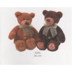 Λούτρινα Αρκουδάκια  Δύο Χρώματα 36cm