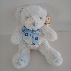 Αρκουδάκι Χρώμα Γαλάζιο 36cm
