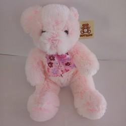 Αρκουδάκι Χρώμα Ροζ 36cm