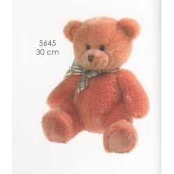 Αρκουδάκι Με Κορδέλα 30cm