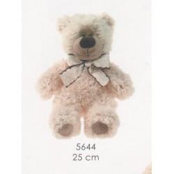 Λούτρινο Αρκουδάκι Μπέζ 25cm